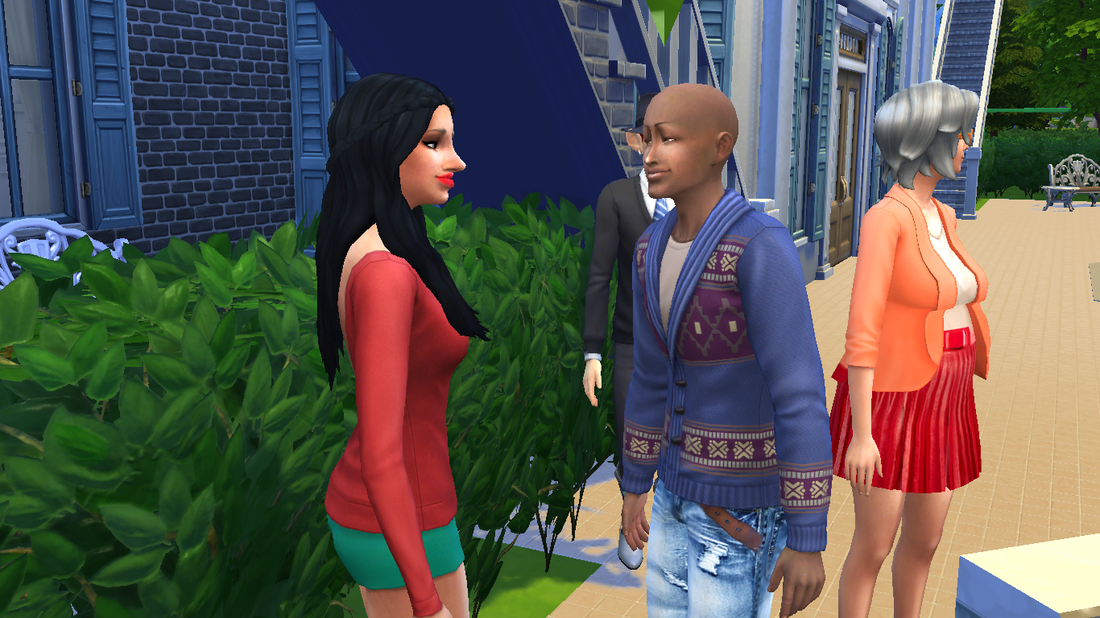 Chapter 35 Rose S Sims Stories